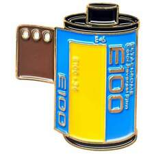 Kodak Ektachrome 35mm Film Enamel Pin