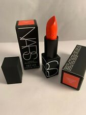 NARS Lipstick Rouge A Levres Full Size 0.12oz / 3.5g START YOUR ENGINES - NIB