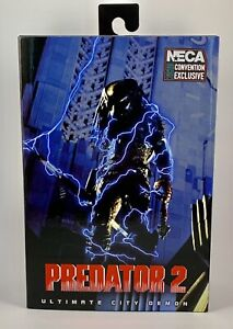 NECA Predator SDCC City Demon