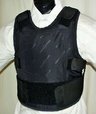 5XL IIIA Lo Vis / Concealable Body Armor Carrier BulletProof Vest with Inserts