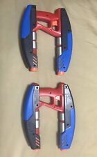 Marvel Guardians of the Galaxy Star-Lord Elemental Blaster(two Blasters)