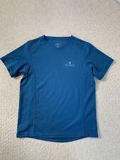 Boys Blue Hi Gear Short Sleeve T Shirt. Age 9-10yr