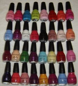 SINFUL Colors Nail Color***CREAM***>>>yOu chOOse cOLOr<<<~~0.5 fl oz/15 ml~~NEW