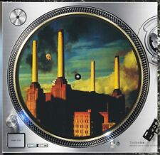 "Pink Floyd Animals Slipmat Turntable 12"" LP Record Player, DJ Audiophile"