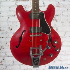 2014 Gibson ES-335 Figured Electric Guitar Cherry w/Bigsby