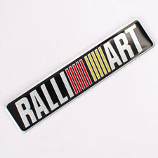 Car Sticker Emblem Badge Decal Styling Accessories Logo For Mitsubishi Ralliart