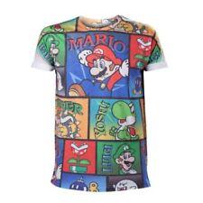 Magliette da uomo grafica multicolore taglia XL