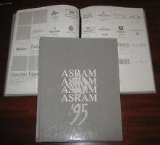 """Agenda """" ASRAM 1995 """" Associazione Siciliana Rappresentanti Abbigliamento E Moda"""