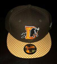 DURHAM BULLS NEW ERA FITTED HAT MILB CAP SIZE 7 5/8 BASEBALL STRANGER THINGS
