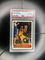 1996 Topps Kobe Bryant HOF ROOKIE RC #138 PSA 8 NM-MT BGS 9? Centered New Slab
