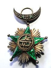 Ordre de l'Étoile de la Grande Comore - dit de «Saïd Ali» - étoile d'officier