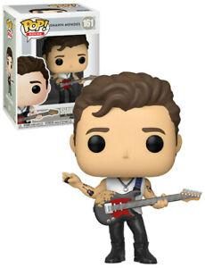 Funko POP! Rocks Shawn Mendes #161 Shawn Mendes - New, Mint Condition