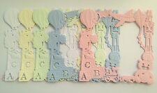 Baby Cornice muoiono tagli-Colori Misti-Confezione da 5