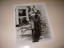 LINDA EVANS AUTOGRAPHED SIGNED BIG VALLEY B&W 8x10 PHOTO w/ COA