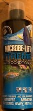 Microbe-Lift Xtreme Water Conditioner 16 Oz, Salt & Fresh Water Aquariums, New