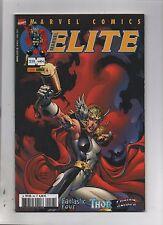 ELITE n°28 - MARVEL France Panini Comics - 2003. Thor, Fantastic Four. HULK