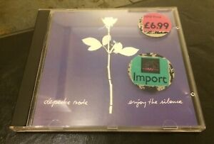 DEPECHE MODE Enjoy The Silence, Sibeling, Memphisto. 8 Track CD Sire Records USA