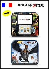 How to Train Your Dragon Vinyl Skin Sticker for Nintendo 2DS - réf 140