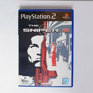 The Sniper 2 - Sony Playstation 2 PS2 - Free Postage