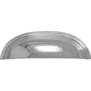 Belwith Keeler American Diner Collection 96mm Cup Pull Chrome PartNo P2144CH(B3)
