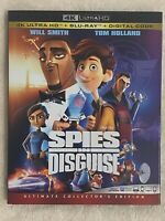 SPIES IN DISGUISE (2019) - 4K Ultra HD UHD disc only (No Blu-ray or Digital Copy