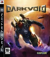 Sony Playstation 3 PS3 DarkvoidFLY ANYWHERE,FIGHT EVERYWHERE, RISE UP 4 COMBAT