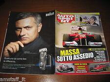 AUTOSPRINT 2011/45=MARCO SIMONCELLI=WEBBER=HYUNDAI GENESIS COUPE 2.0 TURBO=