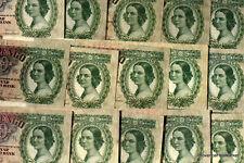 UN BILLET DE BANQUE HONGRIE CIRCULE  10 PENGO 22 decembre 1936