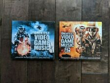 The Greatest Videogame Music 1 & 2, London Philharmonic Orchestra FREE SHIPPING