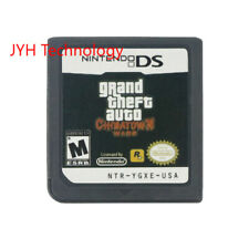 Grand Theft Auto Chinatown Wars (Nintendo DS, 2009) for DS 3DS Christmas Gift