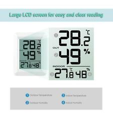 ThermoPro Wireless LCD Digital Thermometer Hygrometer Meter Temperature Humidity