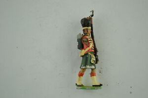 Lead Toy Soldier Figure Vintage Handpainted Figurine Statue 788-790