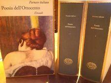 Poesia dell'Ottocento - Parnaso italiano - Einaudi