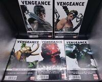 VENGEANCE #2-6 LOT - VF/NM - 2nd Appearance AMERICA CHAVEZ Marvel Comics