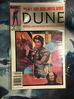 Dune #1 (Marvel Comics 1985) Limited Series  NEWSSTAND Comic Book
