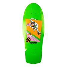 Tracker Dan Wilkes RAPTOR Skateboard Deck GREEN DIP