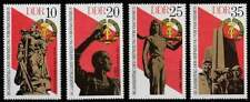 DDR postfris 1975 MNH 2038-2041 - Bevrijding Fashisme 30 Jaar