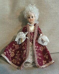 N°74/ Petite poupée ancienne, mignonette Jules Verlingue de 14 cm environ.