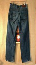HUGO BOSS Orange men's blue jeans comfort fit size 32 x 30