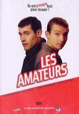 LES AMATEURS // DVD neuf