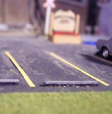 Osborn Models N Gauge * Parking Bumpers * Set of 20 * NEW Kit * Item RRA3097