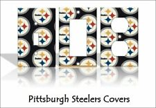 Pittsburgh Steelers Light Switch Covers Football NFL Home Decor Outlet