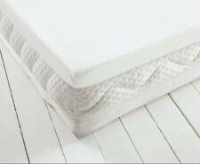 Memory Foam Mattress Topper with cover 7cm thick Size Single Bed High Quality