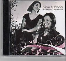 (FR821) Sam & Anna, The Serious Contenders - sealed CD