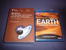Teaching Co Great Courses DVDs              BIG  HISTORY      new + BONUS