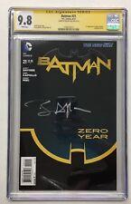 BEN AFFLECK SIGNED BATMAN #21 DC COMIC 8/13 CGC SIGNATURE SERIES 9.8 AUTOGRAPH