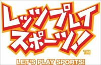 USED PS2 PlayStation 2 Let's Play Sports EyeToy support 14423 JAPAN IMPORT