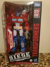TRANSFORMERS WAR FOR CYBERTRON OPTIMUS PRIME CLASSIC ANIMATION 35 YEARS