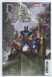 Marvel Comics Dark Ages #1 first printing variant