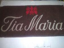 Vintage Tia Maria Liqueurs Bar Towel